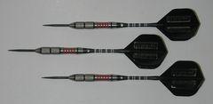 EVO 23 gram Steel Tip Darts - 80% Tungsten, Contoured Grip