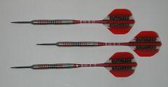 EVO 26 gram Steel Tip Darts - 80% Tungsten, Contoured Grip