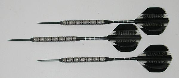 Xtreme 22 gram Steel Tip Darts - 90% Tungsten, Aggressive Grip