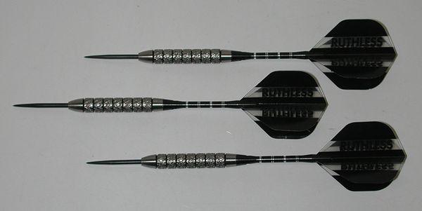 XTREME 28 gram Steel Tip Darts - 90% Tungsten, Aggressive Grip