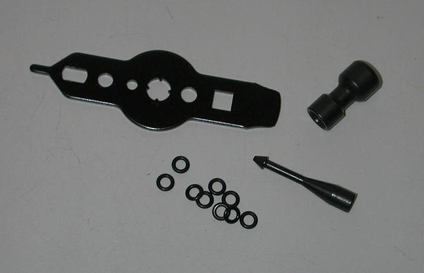 BalancePoint Cool Tool + Point Installer + Dart Shark + O Rings - Full Accessory Kit
