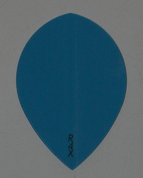 3 Sets (9 flights) Ruthless R4X Pear BLUE Flights - 1623