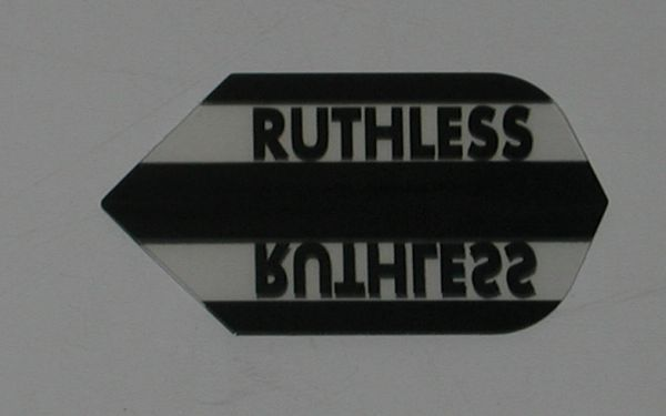 3 Sets (9 flights) Ruthless BLACK Flights - 1760