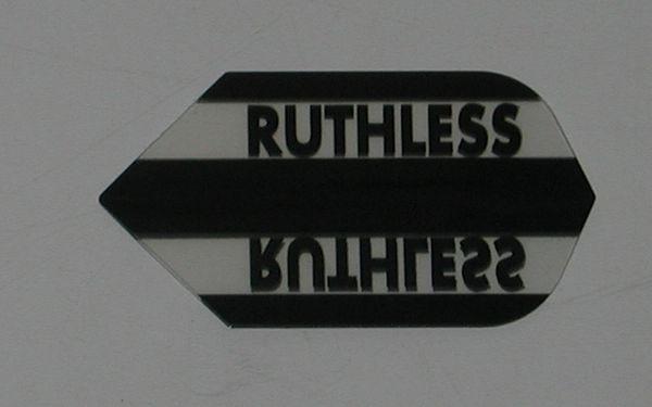 3 Sets (9 flights) Ruthless BLACK Flights - 1760