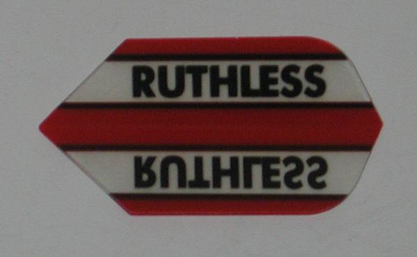 3 Sets (9 flights) Ruthless RED Flights - 1762