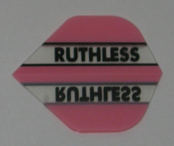 3 Sets (9 flights) Ruthless PINK Standard Flights - 1708