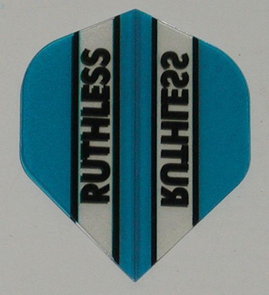 3 Sets (9 flights) Ruthless LIGHT BLUE Standard Flights - 1709