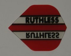 3 Sets (9 flights) Ruthless RED Standard Flights - 1710