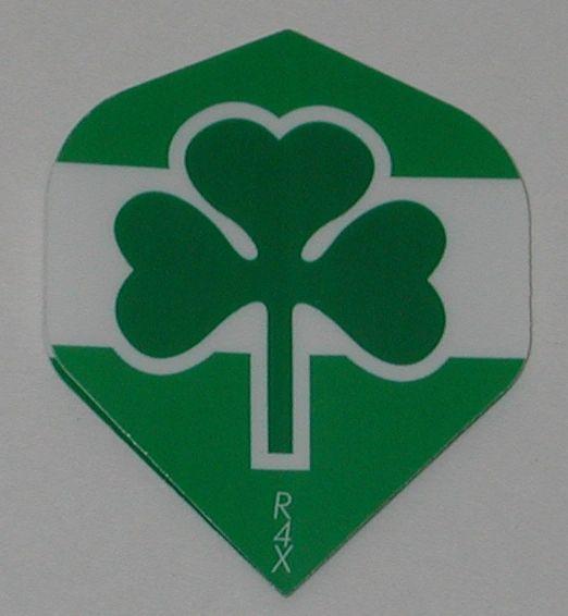 3 Sets (9 flights) Ruthless IRISH IRELAND EIRE CLOVER Standard Flights - 1851