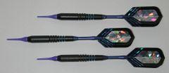 PREDATOR 18 gram Soft Tip Darts - Style M1 - 2BA (3/16th inch) Tips and Shafts