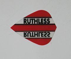 3 Sets (9 flights) Ruthless RED Kite Flights - 1788