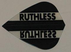 3 Sets (9 flights) Ruthless WHITE Kite Flights - 1790