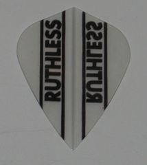 3 Sets (9 flights) Ruthless WHITE Kite Flights - 1792