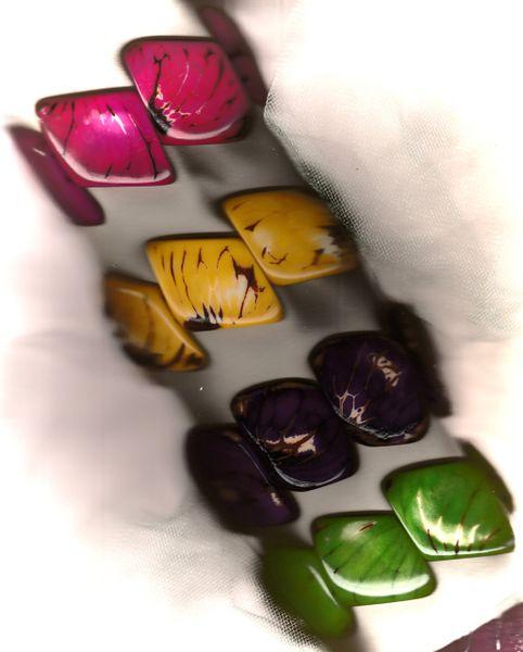Tagua Bracelets - Diamond