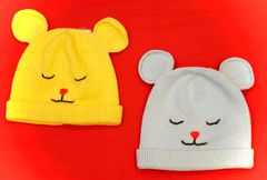 Bear Hats for Babies