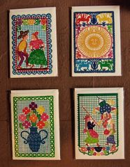 Papel Picado Cards