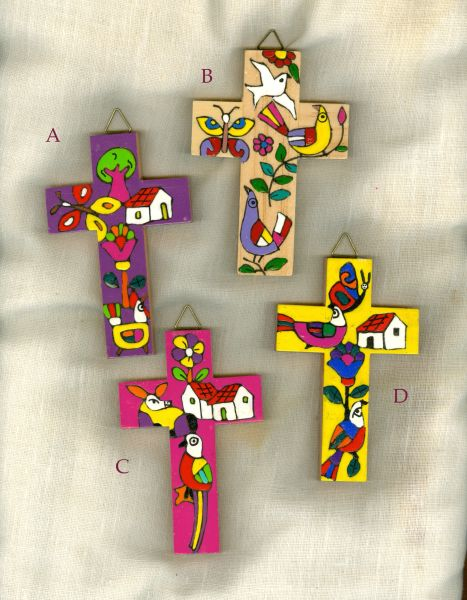 Salvadorian Crosses - small
