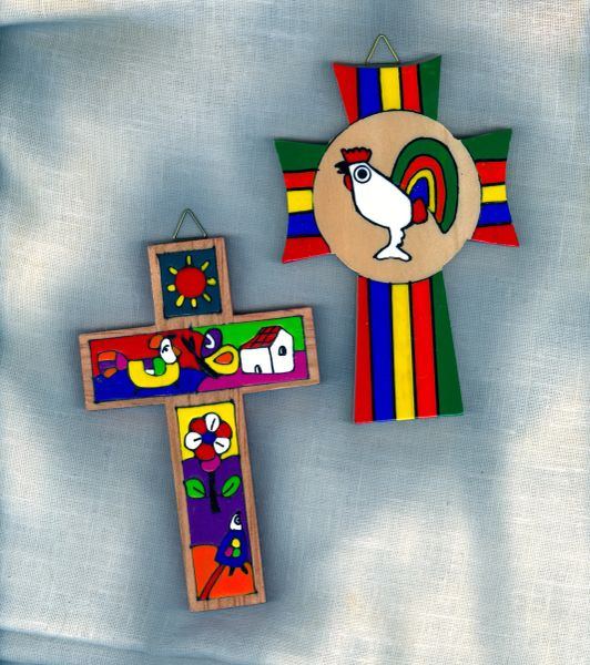 Salvadorian Crosses - medium