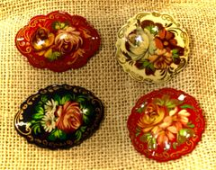Brooches from Russia