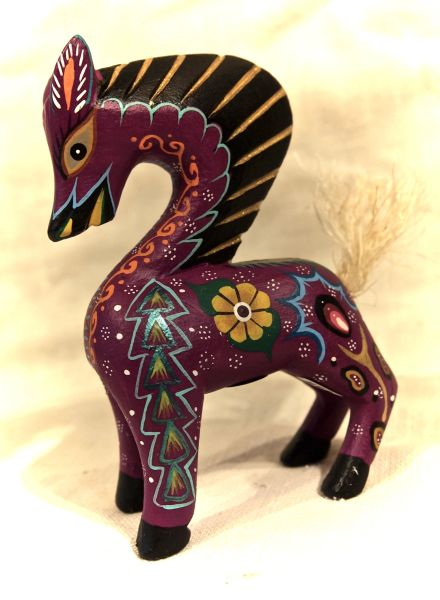 Graceful Oaxacan Horse