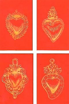 Sacred Heart Cards