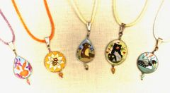 Kid's Critter Necklaces