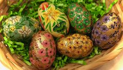 Kashmir Eggs - small