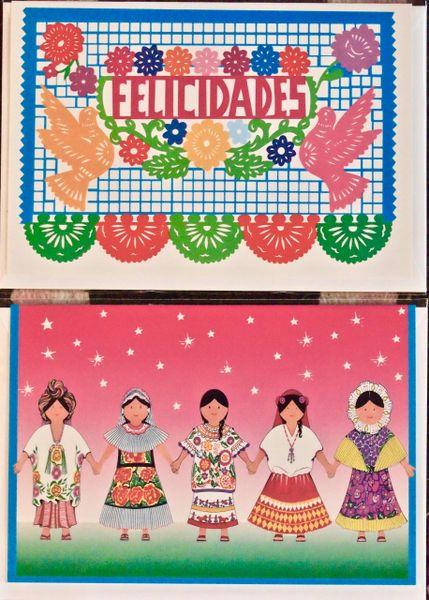 Felicidades/Children of Mexico Cards