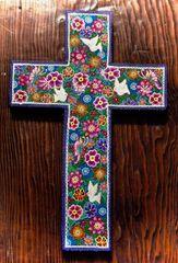 Large Cross from Oaxaca