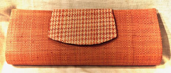 Woven Clutch Purse from Brazil