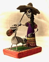 Day of the Dead Dog Walker