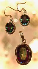 Mystic Topaz Jewelry