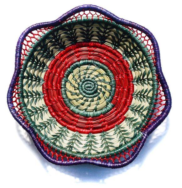 """Mayan Basket """"Josephina"""""""