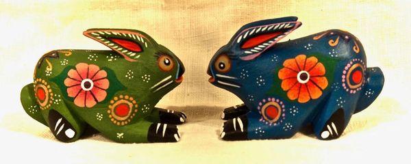 Oaxacan Bunnies