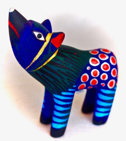 Small Wolf from Oaxaca