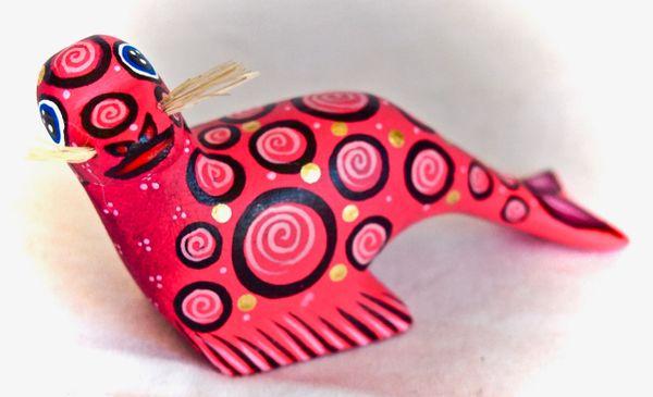 Pink Seal