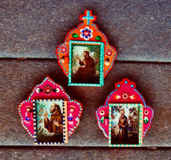 Saint Francis Nichos - Small