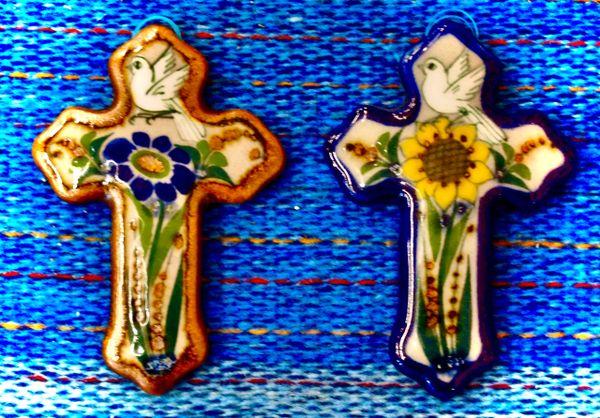 Crosses from Tonala - small
