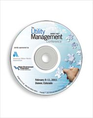 AWWA-60114 2011 AWWA/WEF Utility Management Conference Proceedings