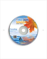 AWWA-60125 2012 Water Quality Technology Conference Proceedings CD-ROM