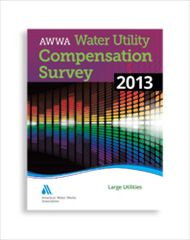 AWWA-60131 Water Utility Compensation Survey, Large Utilities