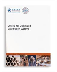 AWWA-94109 Criteria for Optimized Distribution Systems