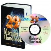 IP-29057 Machinery's Handbook 29th Edition Large Print/CD-ROM Combo
