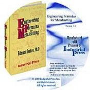 IP-32156 Engineering Formulas for Metalcutting (CD-ROM in PDF)