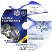 IP-34037 Secrets of 5-Axis Machining (CD-ROM in PDF)