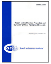 ACI-544.5R-10: Report on the Physical Properties and Durability of Fiber-Reinforced Concrete