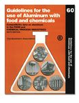 AA-CFC-60 Guidelines - Use of Aluminum with Food & Chemicals