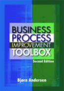 ASQ-H1312-2008 Business Process Improvement Toolbox, Second Edition
