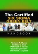 ASQ-H1290-2008 The Certified Six Sigma Green Belt Handbook