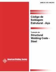 AWS- D1.1/D1.1M:2010 Código de Soldagem Estrutural - Acero (Video Presentation)